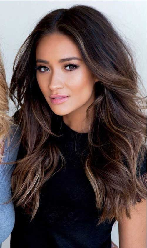 Long Layered Hairstyles-15