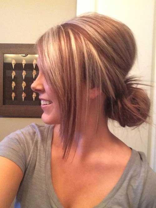 Strawberry Blonde Brown Balyage Ideas