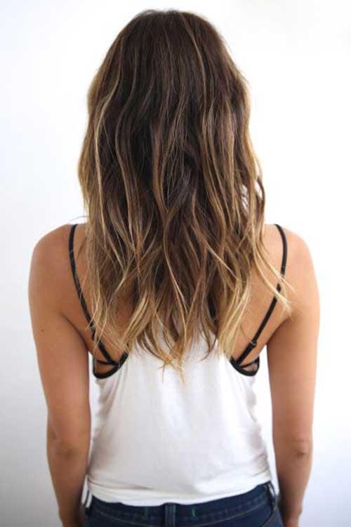 Estilos largos de cabello mediano-35