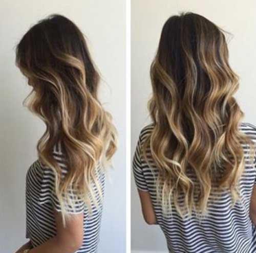 Ideas de Bronde Hair 2015