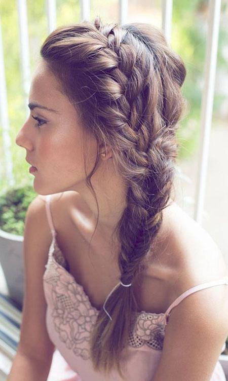 Estilos de trenzado de cabello