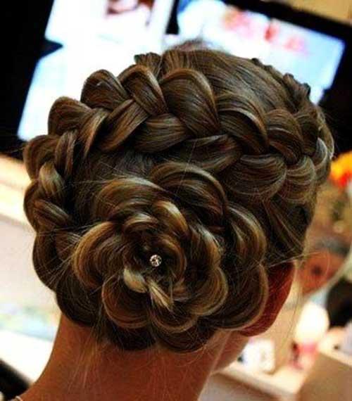 Awesome Trenzado Peinados-13
