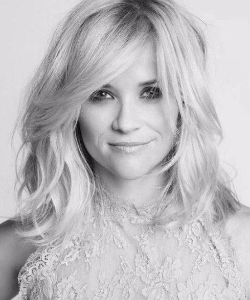 Cortes de pelo largo Bob de Reese Witherspoon