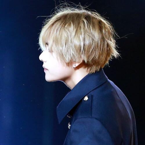 Peinado K-pop