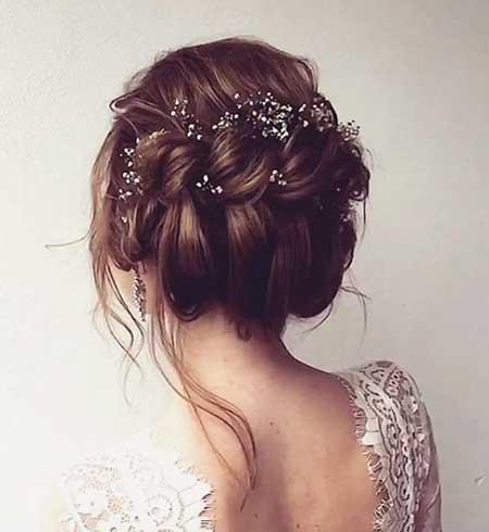 Cascada, Updo, boda