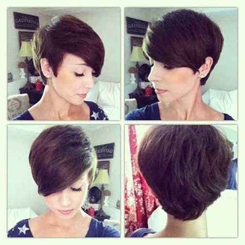 Pixie Hairstyles para Mujeres-16