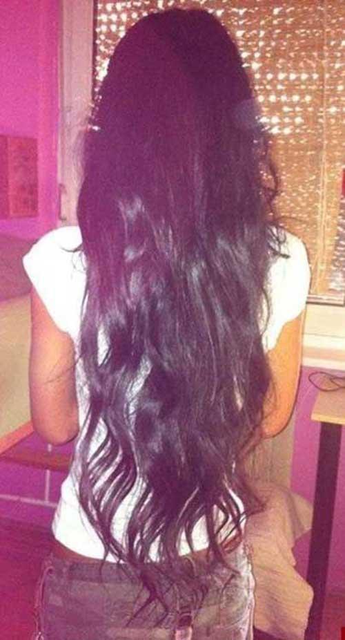 Cortes de pelo largos en capas-15
