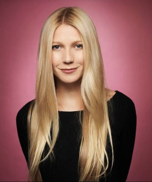gwyneth paltrow peinados para mujeres mayores de 40 años