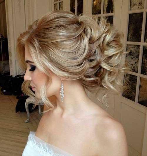 Peinados para cabello largo para bodas