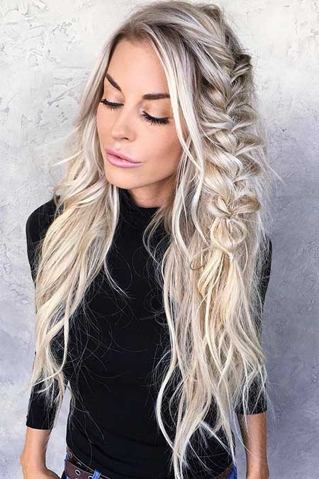 Inspiration, Blonde, Beach, Waves
