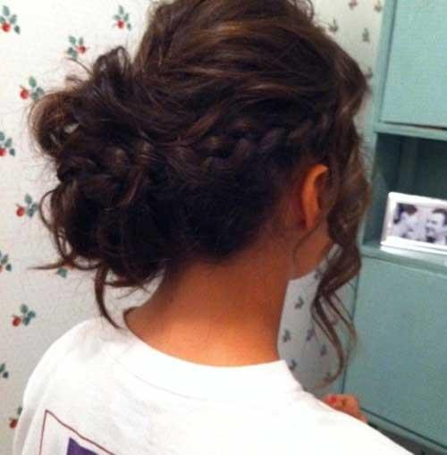 Los mejores peinados de baile para el cabello largo