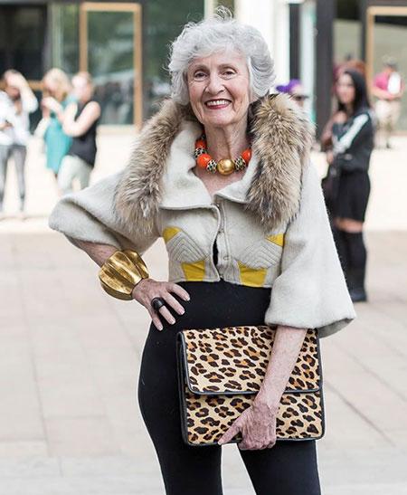 Peinados para mujeres mayores