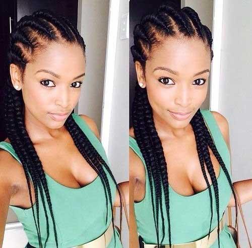 Peinados para mujeres africanas