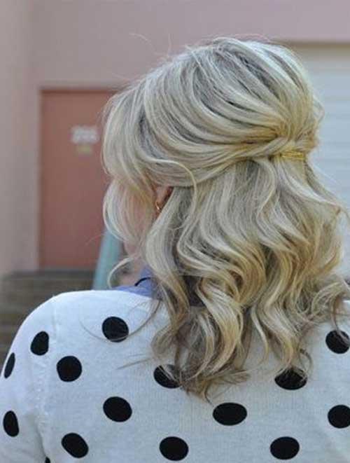 Estilos largos de cabello mediano-22
