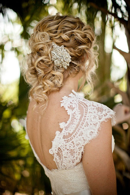 19 Peinados para novias_14