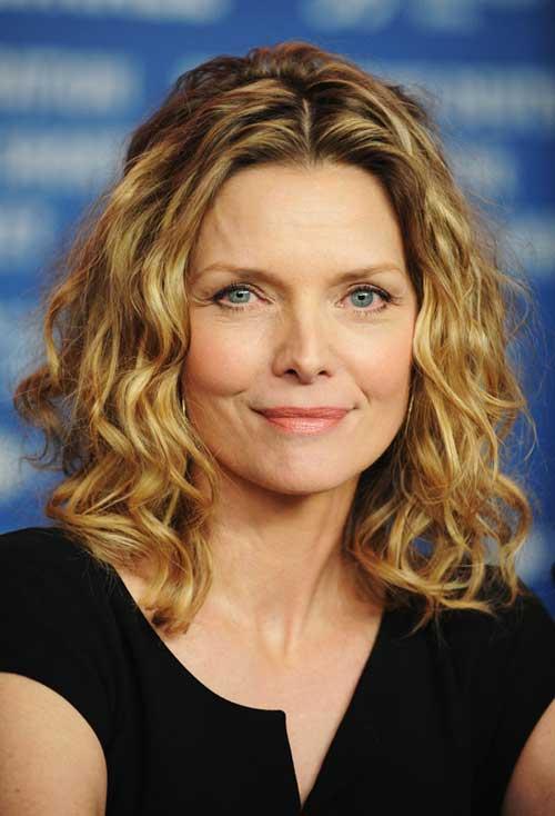 Peinados de Michelle Pfeiffer