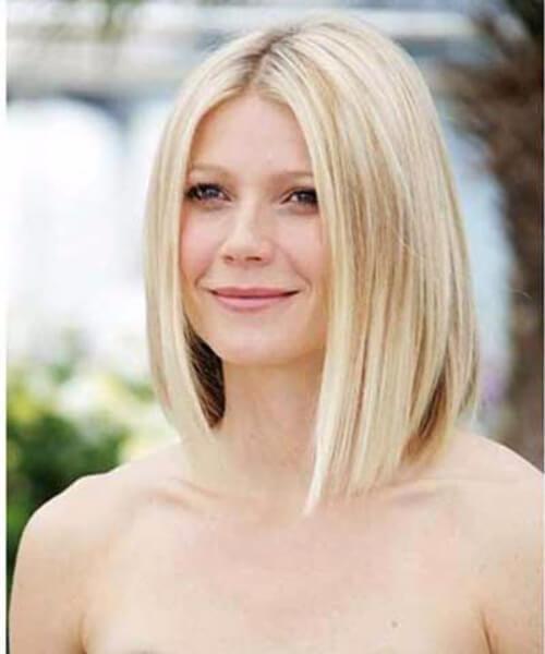 gwyneth paltrow hombro longitud bob