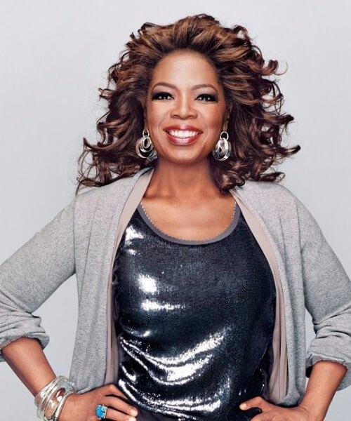 peinados oprah para mujeres mayores de 40 años