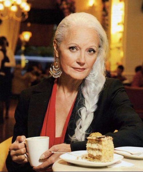 peinados para mujeres mayores de 50