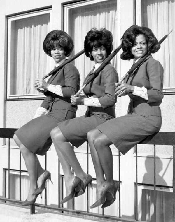 REINO UNIDO - 1 DE MARZO: Foto de Supremes (foto de Michael Ochs Archives / Getty Images)