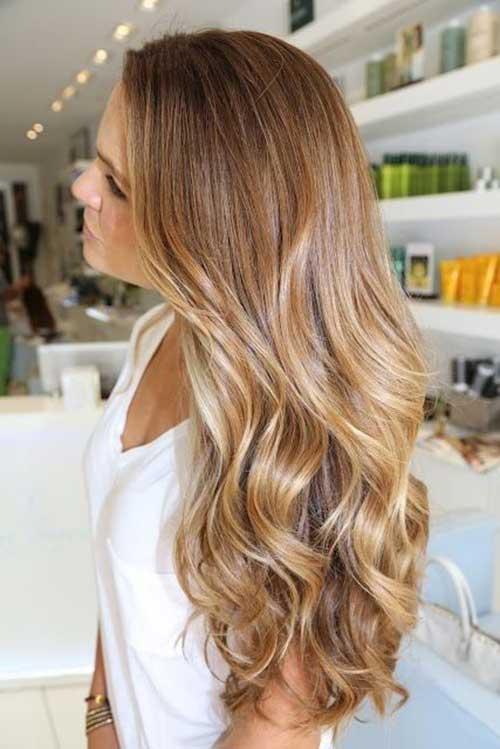 Ideas para el color del cabello de Brown Sugar