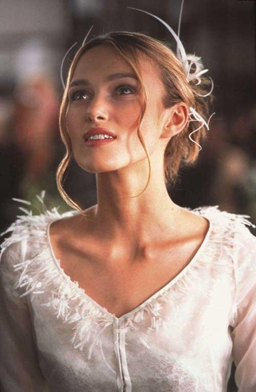 Imágenes de Keira Knightley Wedding Hair