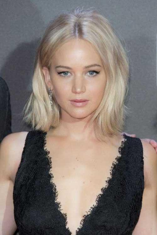 Últimos 2018 peinados de celebridades