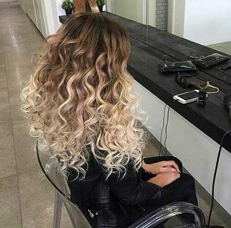 Peinados Morena bonitos peinados, rizos, pelo largo, pelo de la boda