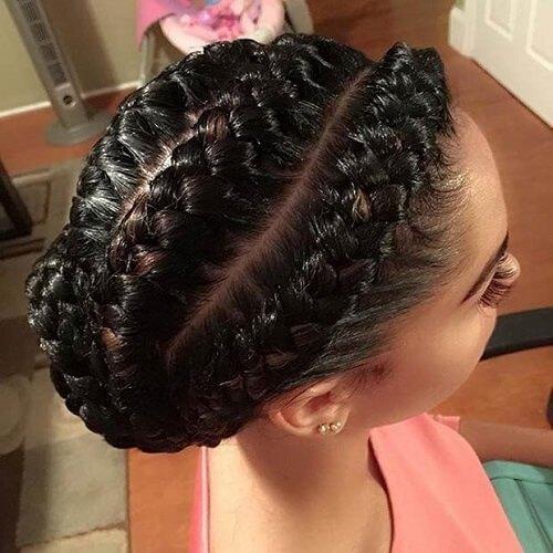 Peinados nupciales protectores