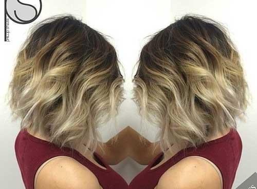 Ombre Color Peinados