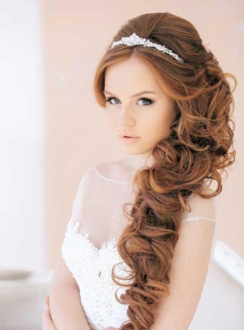 Nuevas ideas para el peinado de la boda