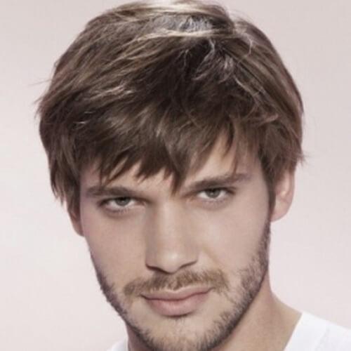 Peinados frente flequillo