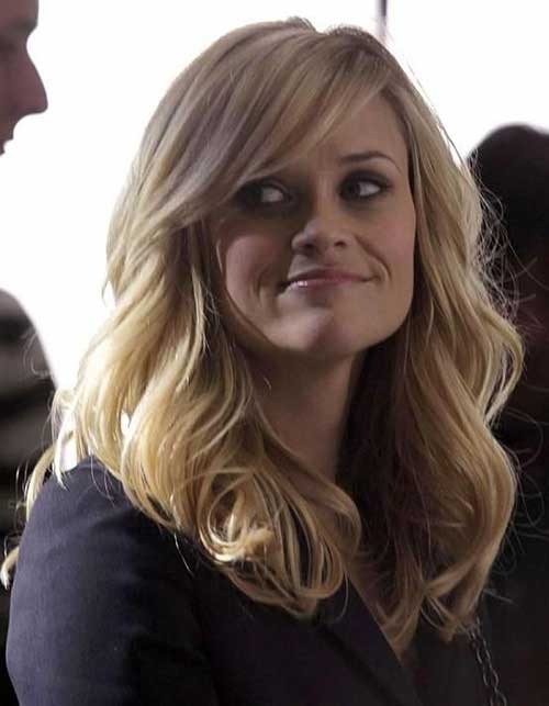 Reese Witherspoon pelo rizado