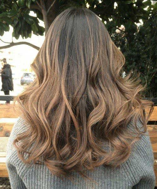 Peinados de cabello largo