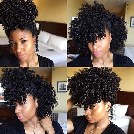 Cortes de pelo cortos para mujer negra - 6
