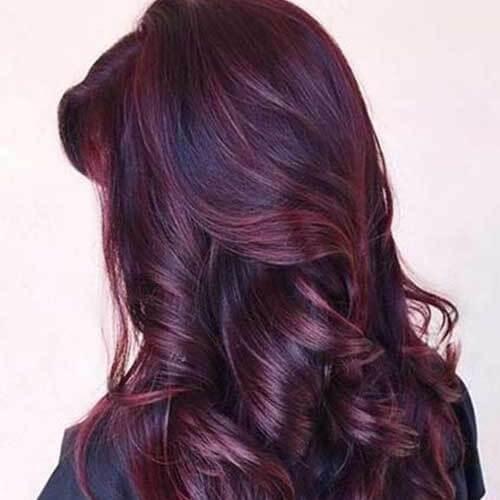 Dark Cherry Hue