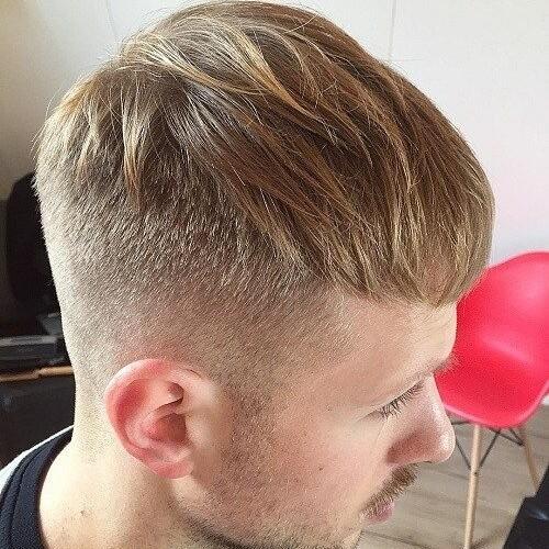 Peinado recto