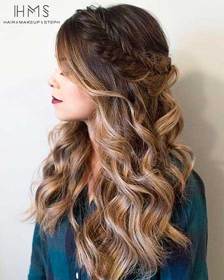 Ing Hairstyle Inspiration Hairstyle Ing, Cabello largo, Balayage, Ombre