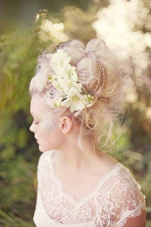 Mejores peinados de boda