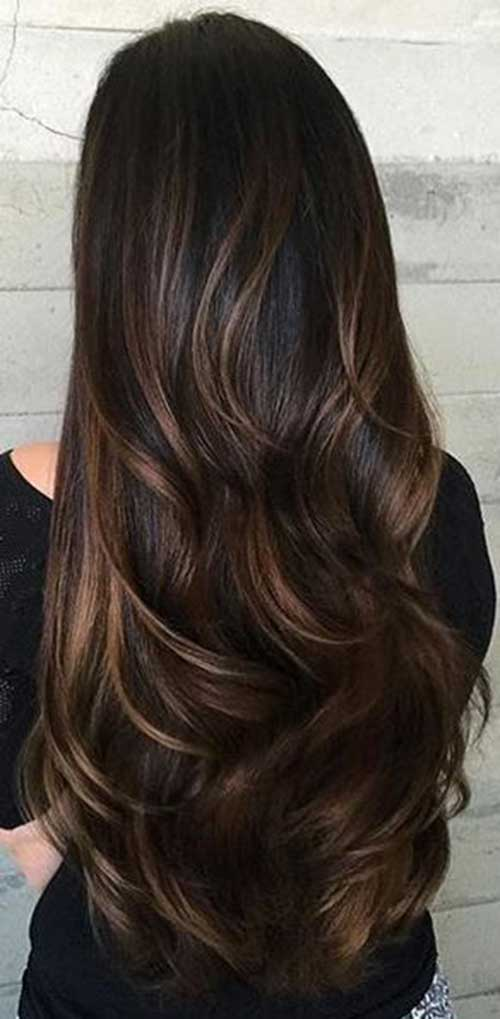 Cortes de pelo largos en capas-32