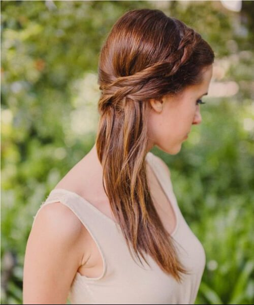 doble trenzas peinados para cabello fino
