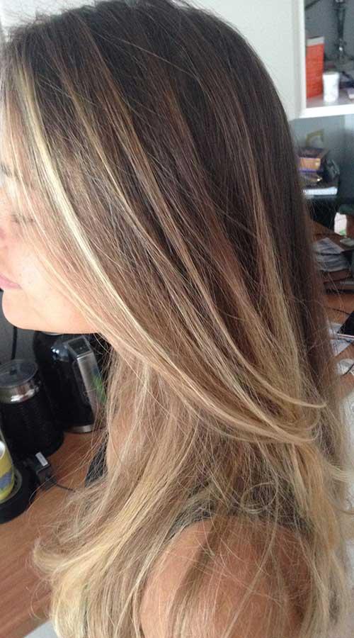 Largo cabello rubio oscuro-13