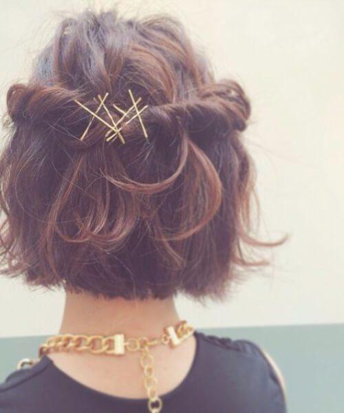 peinados de bob apiladas en capas infinitas para cabello fino