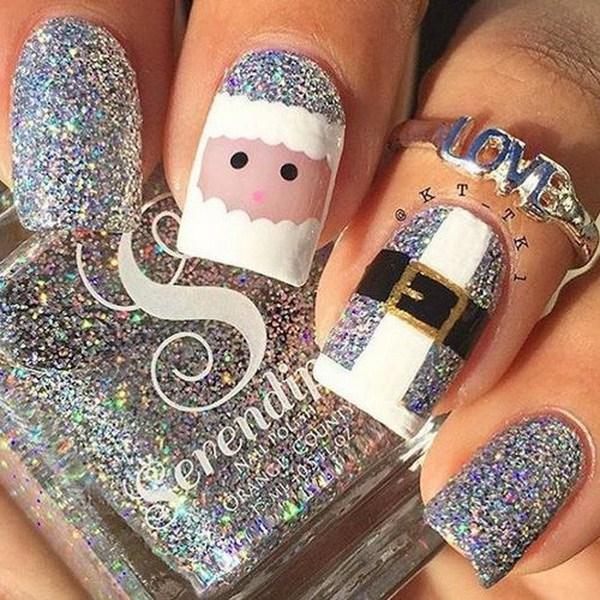Diseños navideños navideños festivos para 2017. Un extraordinario arte de uñas de Navidad puede ayudarte a entrar en el espíritu navideño. Afortunadamente, encontrarás el tuyo de esta lista y te hará destacar en esta temporada.