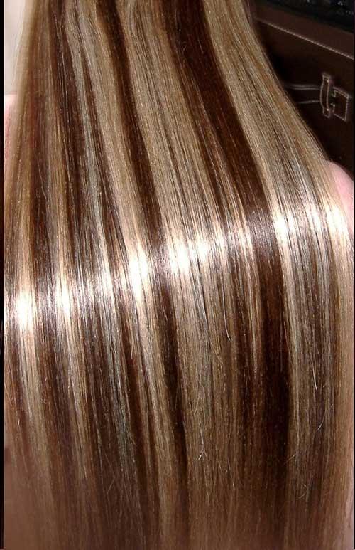 Los mejores colores de cabello rubio y marrón