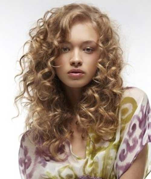 Rubio color rizado pelo para mujeres