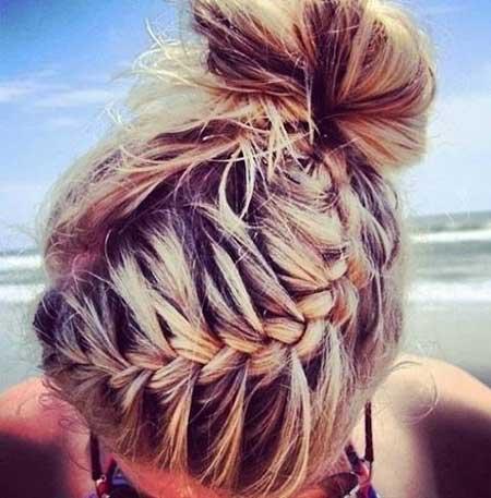 15 hermosos peinados trenzados_4