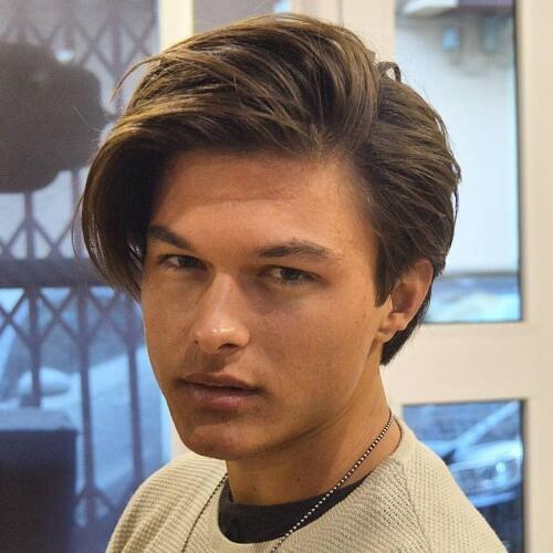 Peinados inteligentes para cabello mediano