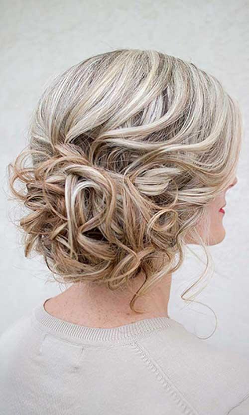 Caída de imágenes de cabello boda