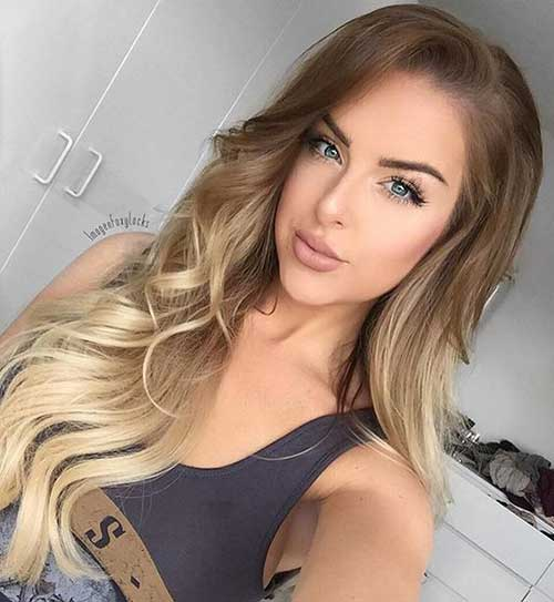 Balayage Ombre Hair Colors
